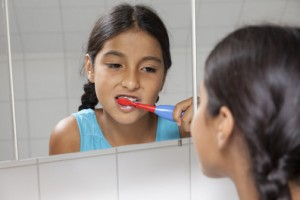 Do your children know how to brush their teeth effectively?